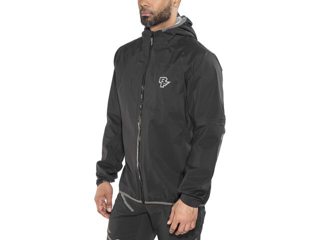 Race Face Conspiracy Jacket Herren black